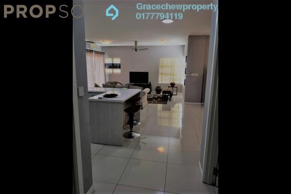 For Rent Apartment at Ujana Executive Apartments, Iskandar Puteri (Nusajaya) Freehold Fully Furnished 2R/2B 2.5k