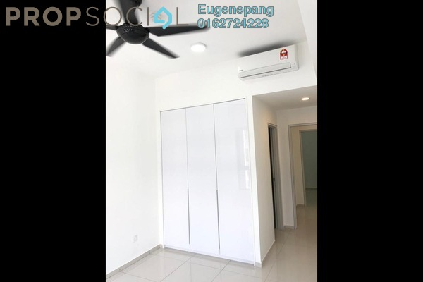 For Rent Serviced Residence at D'Sara Sentral, Sungai Buloh Freehold Semi Furnished 2R/1B 1.4k
