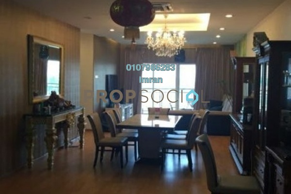 For Rent Serviced Residence at Waldorf Tower, Sri Hartamas Freehold Fully Furnished 3R/2B 4.5k