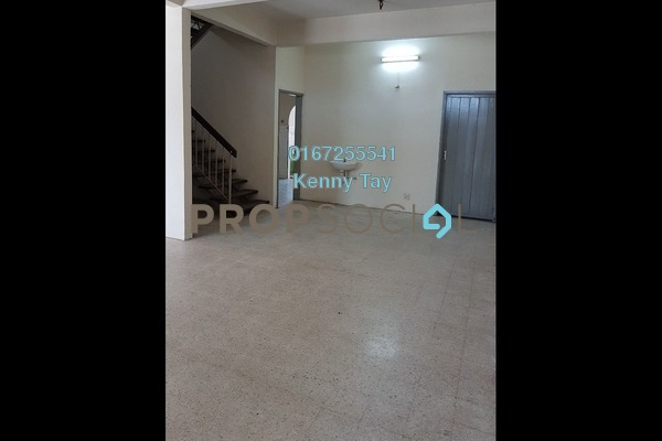 For Sale Terrace at Taman Kok Lian, Jalan Ipoh Freehold Semi Furnished 4R/2B 818k