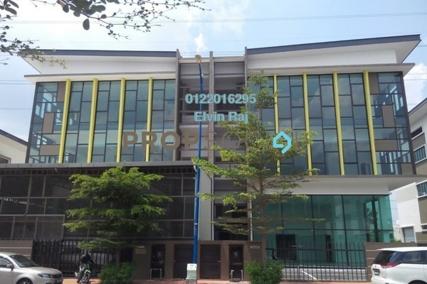 For Rent Factory at Amari Business Park, Batu Caves Freehold Unfurnished 2R/3B 22k