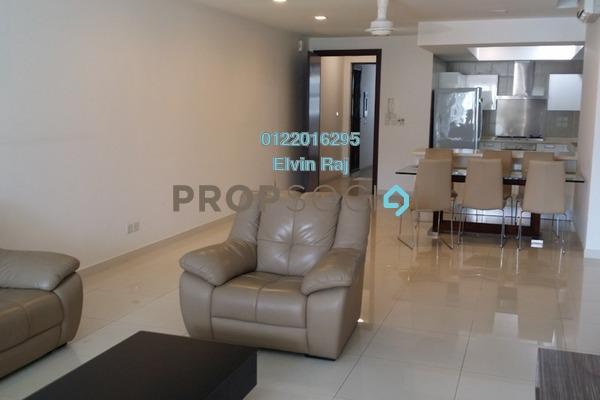 For Rent Condominium at Mont Kiara Meridin, Mont Kiara Freehold Fully Furnished 4R/3B 4.6k
