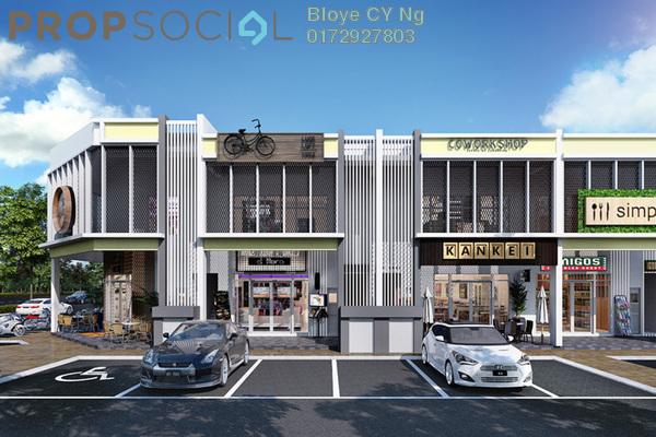 For Sale Shop at Taman Perindustrian Puchong Utama, Bandar Puchong Utama Leasehold Unfurnished 0R/2B 1.35m