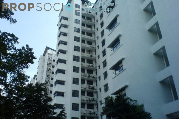 For Rent Condominium at Impiana, Ampang Hilir Freehold Fully Furnished 2R/2B 2.5k