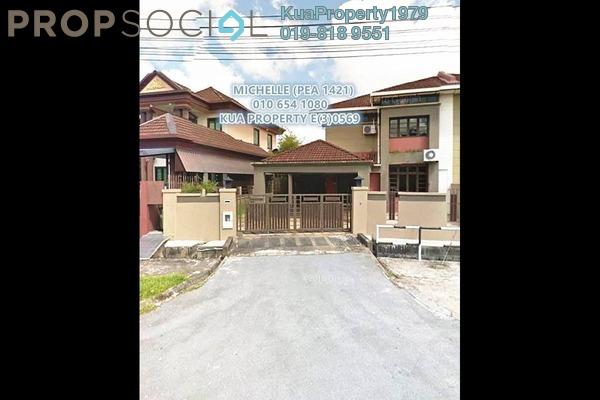 For Sale Semi-Detached at Tabuan Jaya, Kuching Freehold Unfurnished 4R/3B 1.15m