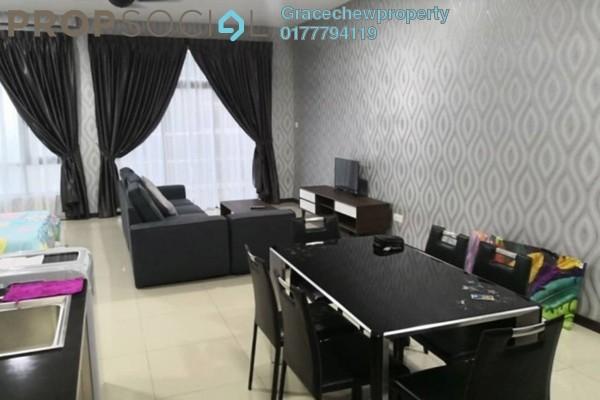 For Sale Condominium at Molek Regency, Johor Bahru Freehold Fully Furnished 0R/1B 410k