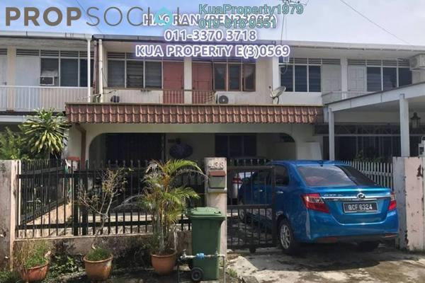 For Sale Terrace at Tabuan Jaya, Kuching Freehold Unfurnished 3R/2B 480k