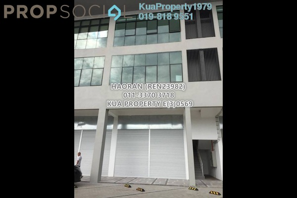 For Rent SoHo/Studio at Emporium, Kuching Freehold Unfurnished 0R/0B 1.6k