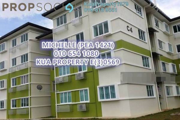For Rent Apartment at Muara Tabuan Light Industrial Park, Kuching Freehold Unfurnished 3R/2B 900translationmissing:en.pricing.unit