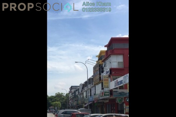 For Rent Shop at Taman TTDI Jaya, TTDI Jaya Freehold Unfurnished 0R/2B 3k