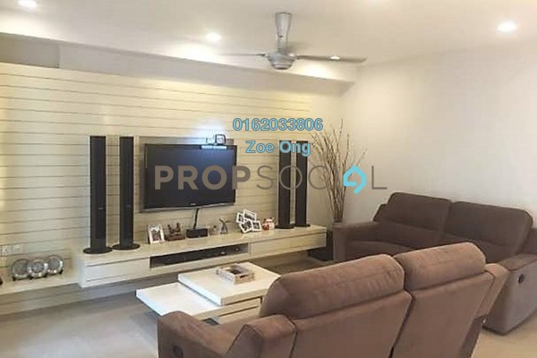 For Sale Terrace at Avenue 23, Sunway Damansara Leasehold Semi Furnished 4R/3B 1.6m