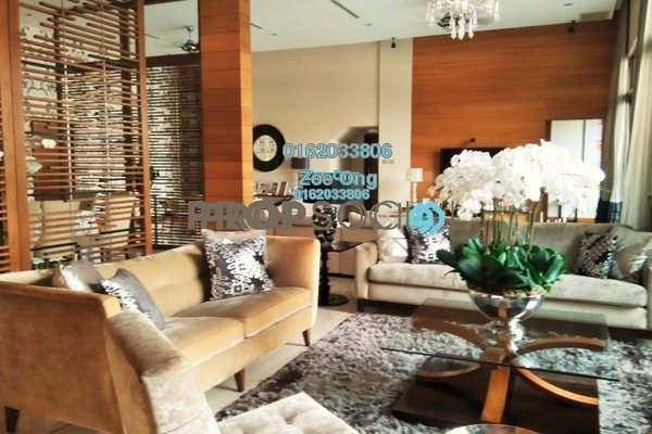 For Sale Bungalow at Bukit Tunku, Kenny Hills Freehold Fully Furnished 7R/6B 14m