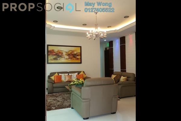 For Sale Bungalow at Bluwater Estate, Seri Kembangan Freehold Fully Furnished 7R/7B 5.1m