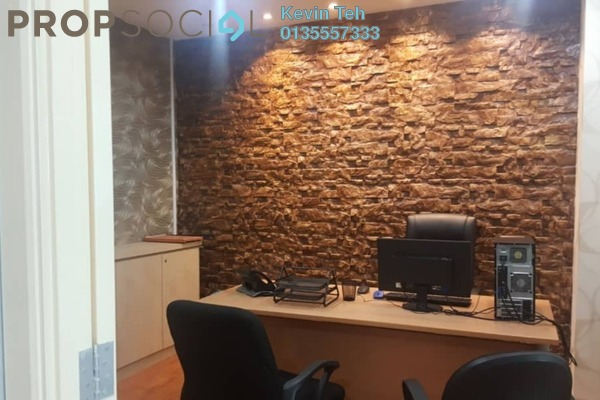 For Rent Office at Binjai 8, KLCC Freehold Fully Furnished 0R/0B 3.9k