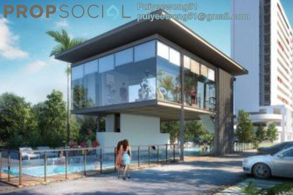For Rent Condominium at Pandan Jaya, Pandan Indah Leasehold Semi Furnished 3R/2B 2.2k