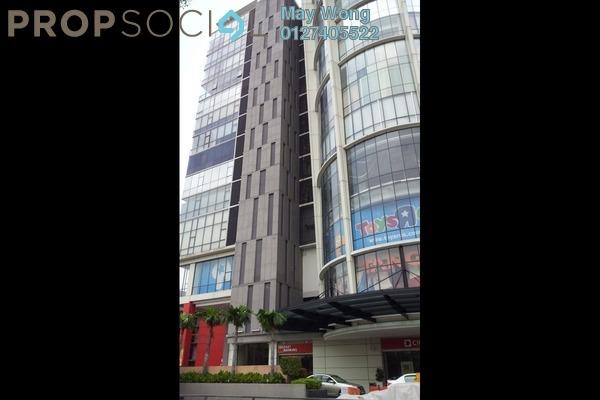 For Rent Office at Empire Subang, Subang Jaya Freehold Semi Furnished 0R/0B 13k