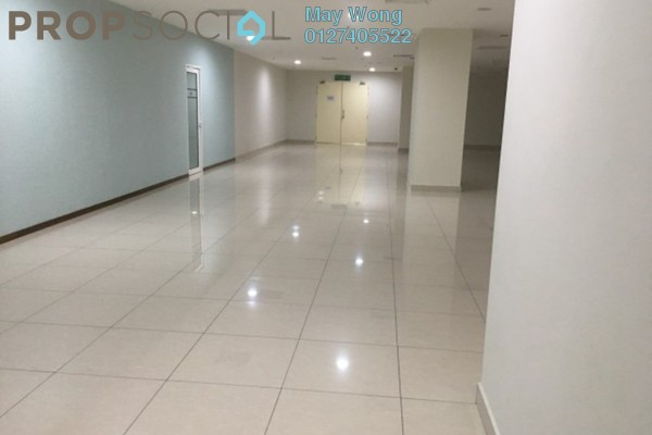 For Rent Office at Top Glove Tower, Setia Alam Freehold Semi Furnished 0R/0B 14.9k