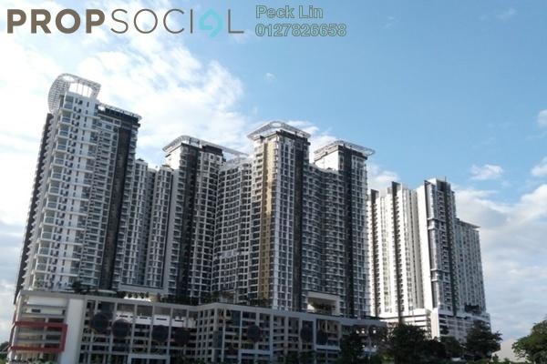 For Rent Condominium at You Vista @ You City, Batu 9 Cheras Freehold Semi Furnished 1R/1B 1.28k