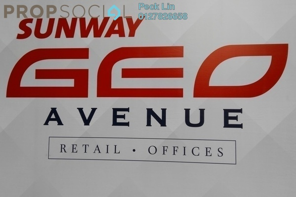 For Rent Office at Sunway GEO Retail, Bandar Sunway Freehold Unfurnished 0R/1B 1.2k