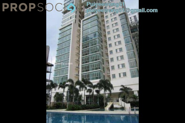 For Rent Condominium at Marc Service Residence, KLCC Freehold Fully Furnished 4R/3B 15k