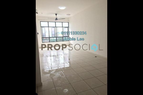 For Rent Condominium at Casa Green, Bukit Jalil Freehold Semi Furnished 2R/2B 1.25k
