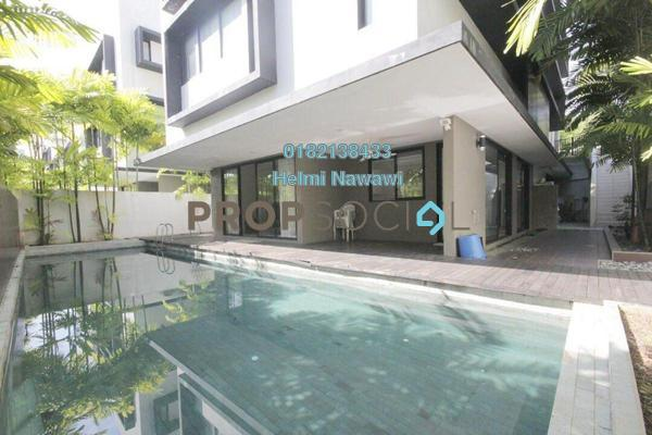 For Sale Bungalow at 20trees West, Melawati Freehold Semi Furnished 5R/7B 3.25m