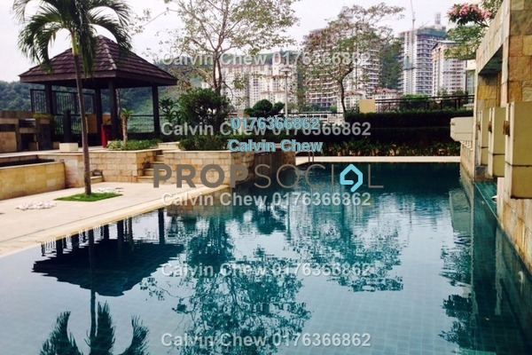 For Sale Serviced Residence at Ritze Perdana 1, Damansara Perdana Freehold Unfurnished 1R/1B 194k