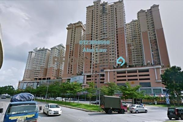 For Rent Condominium at Rhythm Avenue, UEP Subang Jaya Freehold Unfurnished 2R/1B 900translationmissing:en.pricing.unit