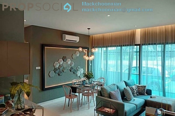For Sale Condominium at Section 1, Bandar Mahkota Cheras Freehold Unfurnished 4R/2B 549k