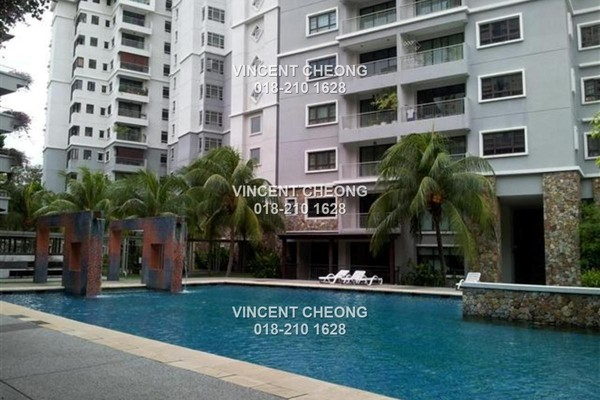 For Sale Condominium at Opal Damansara, Sunway Damansara Leasehold Semi Furnished 6R/5B 1.09m