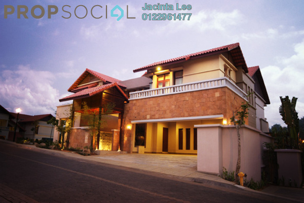 For Sale Bungalow at Kiara Hills, Mont Kiara Freehold Semi Furnished 6R/6B 4.37m