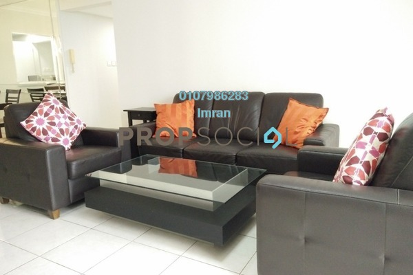 For Rent Condominium at Mont Kiara Astana, Mont Kiara Freehold Fully Furnished 3R/2B 4k