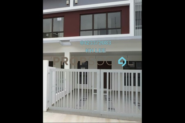 For Sale Terrace at Setia Permai 2, Setia Alam Freehold Unfurnished 4R/3B 625k