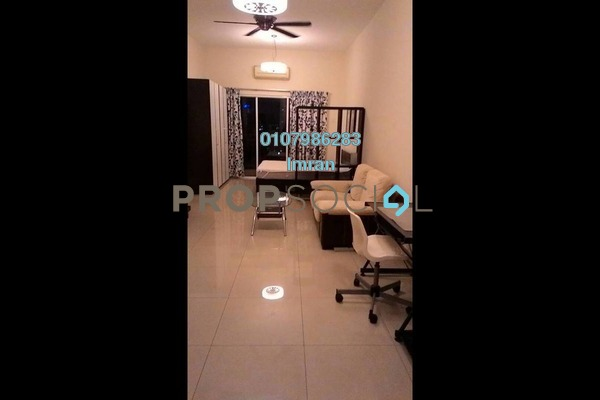 For Sale Serviced Residence at Windsor Tower, Sri Hartamas Freehold Fully Furnished 0R/1B 450k