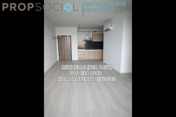 For Sale Apartment at Fulton Park, Kuching Freehold Unfurnished 2R/2B 490k