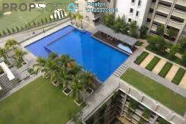 For Rent Condominium at Covillea, Bukit Jalil Freehold Fully Furnished 4R/3B 1.25k