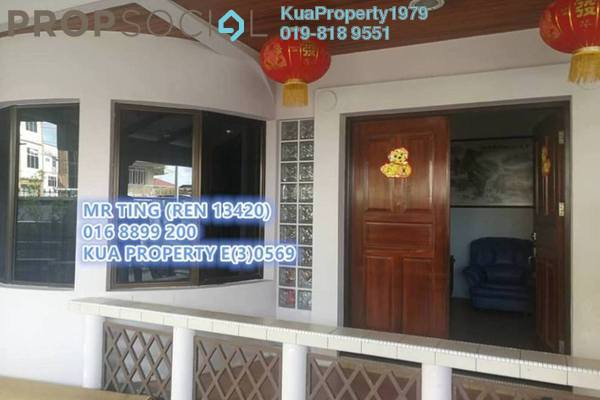 For Sale Semi-Detached at Jalan Gold Jade, Kuching Freehold Unfurnished 5R/3B 850k