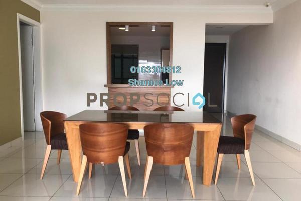 For Sale Condominium at Papillon Desahill, Taman Desa Freehold Semi Furnished 3R/4B 1.6m