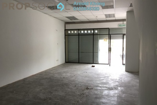For Rent Shop at Diamond Hill, Putrajaya Freehold Semi Furnished 0R/0B 5.4千