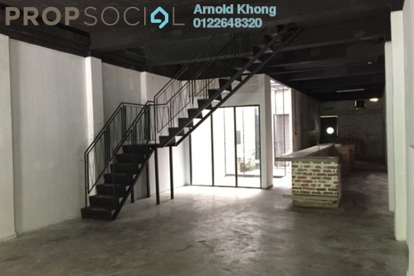For Rent Shop at The CapSquare Residences, Dang Wangi Freehold Semi Furnished 0R/4B 24k