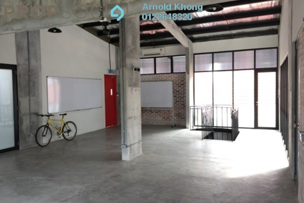 For Rent Shop at The CapSquare Residences, Dang Wangi Freehold Unfurnished 0R/4B 9.9k