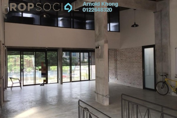For Rent Shop at The CapSquare Residences, Dang Wangi Freehold Unfurnished 0R/2B 7.99k