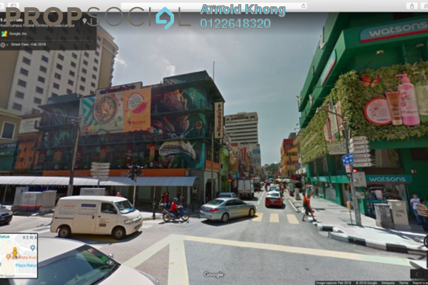 For Rent Shop at Regalia @ Jalan Sultan Ismail, Kuala Lumpur Freehold Unfurnished 0R/0B 5k