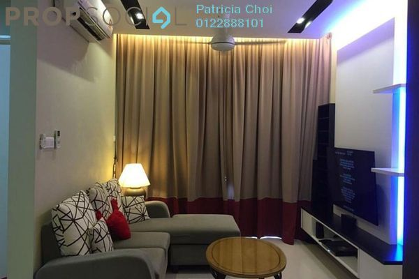For Rent Serviced Residence at Desa Green Serviced Apartment, Taman Desa Freehold Fully Furnished 3R/2B 2.5k
