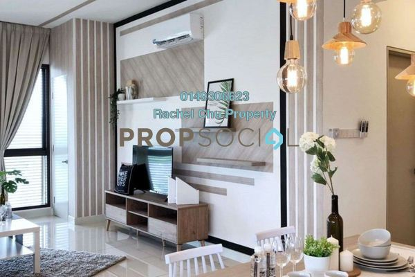 For Rent Condominium at You Vista @ You City, Batu 9 Cheras Freehold Fully Furnished 3R/2B 2.7k