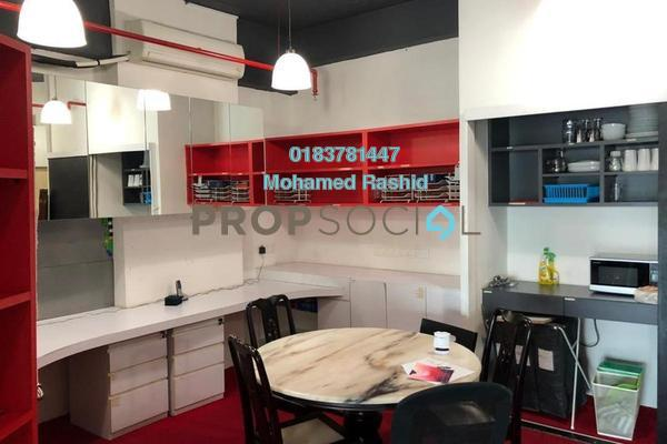 For Rent Office at Solaris Mont Kiara, Mont Kiara Freehold Fully Furnished 0R/0B 6k