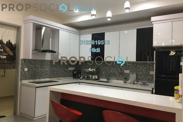 For Rent Condominium at X2 Residency, Puchong Freehold Fully Furnished 4R/4B 2.8k