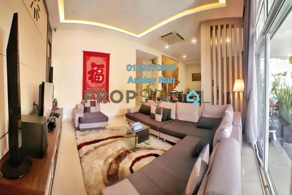 For Sale Semi-Detached at Setia Eco Park, Setia Alam Freehold Semi Furnished 5R/5B 2.2m