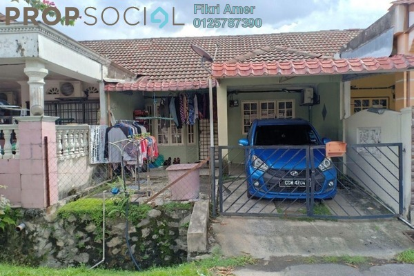 For Sale Terrace at Taman Desa Baiduri, Cheras South Leasehold Unfurnished 3R/2B 380k