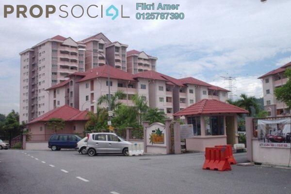 For Sale Apartment at Desa Saujana, Seri Kembangan Freehold Unfurnished 3R/2B 310k